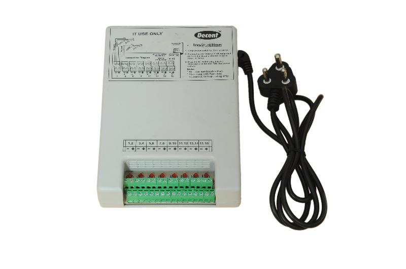 SMPS Power Adaptors For CCTV Camera (Decent-16 Channel)
