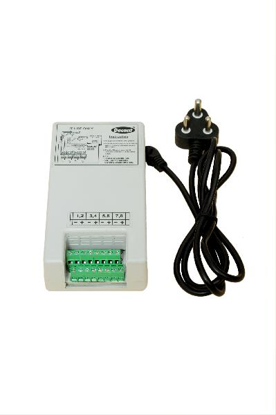 SMPS Power Adaptors For CCTV Camera (Decent-8 Channel)