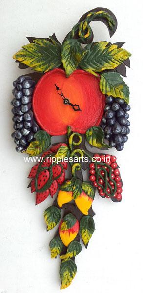 Fruit Clock