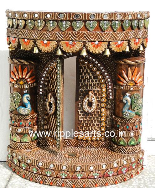 Temple Jharokha