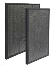 Metallic Acoustic Wall Panels