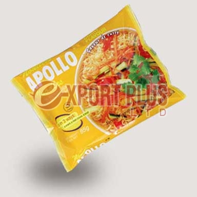 Apollo Curry Noodles