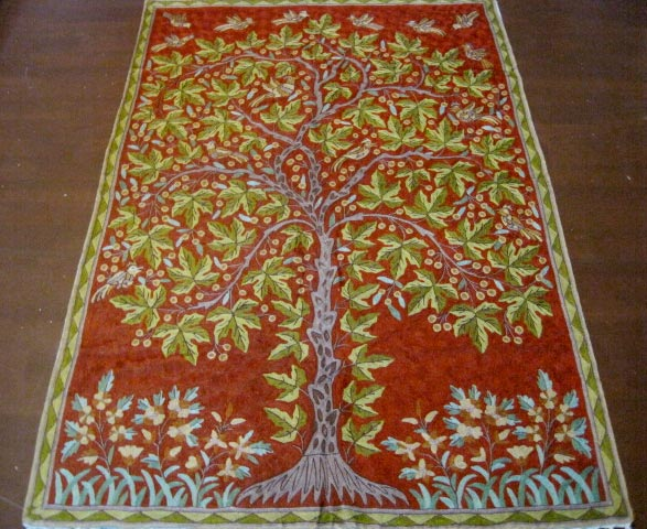 Chain Stitch Rugs 04
