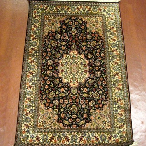 Kashan Blue Carpet (2X3)