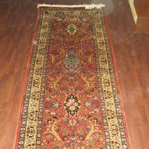Single Knotted Carpet (2.5x10)