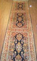 Kashmiri Handmade Single Knotted Carpets