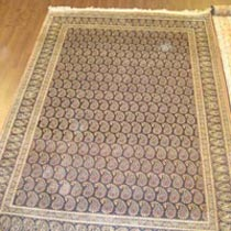 Single Knotted Carpet (4x6)