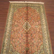 Staple Silk Carpet (2.5X4)