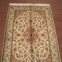 Staple Silk Carpet (3X5)