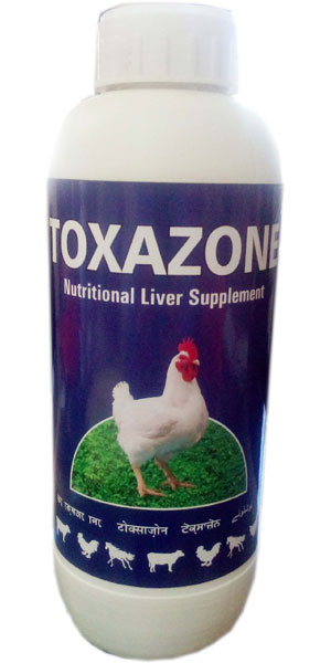 Toxazone 500 ml