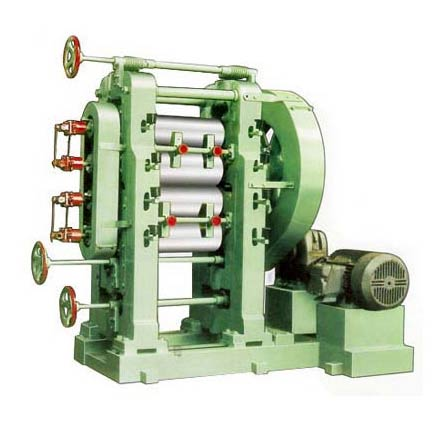 Four Roll Rubber Calender Machine