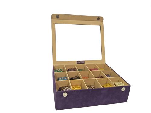 Bangle Box (BN-04-Purple)