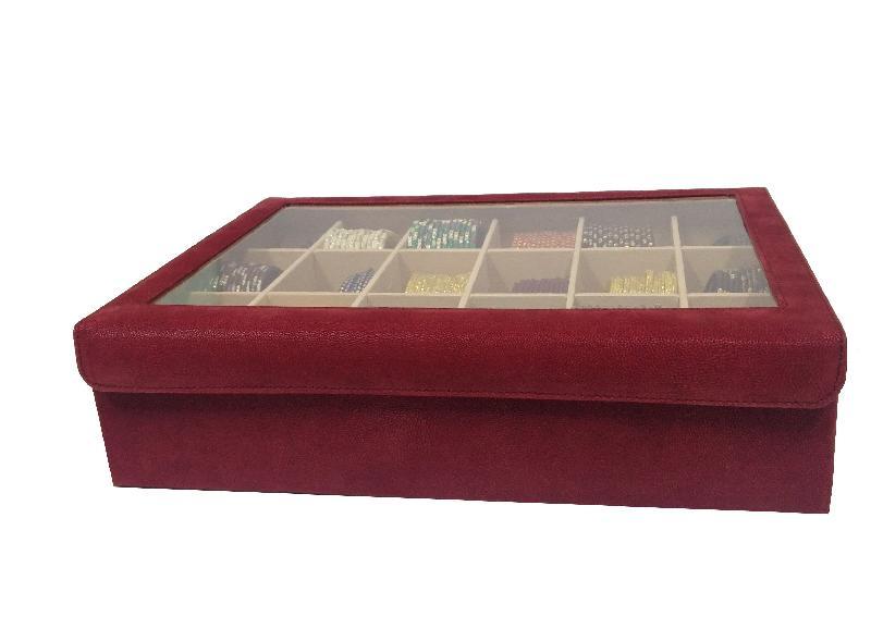 Bangle Box (BN-06-Maroon)