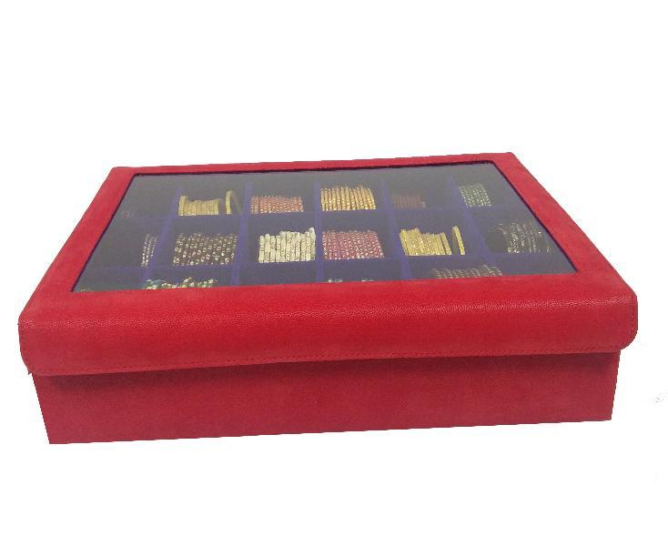 Bangle Box (BN-06-Red)