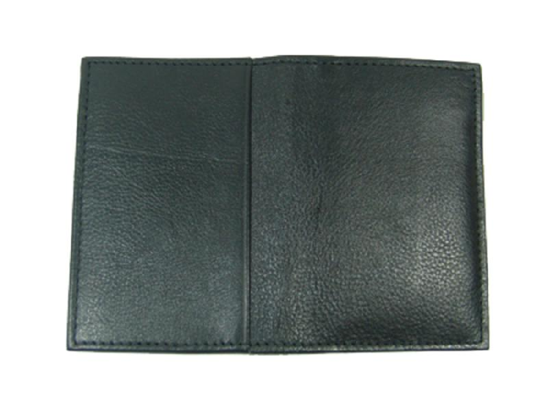 Leather Card Case  (CH-758-Black (1))
