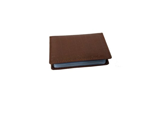 Leather Card Case (CH-772-Brown)