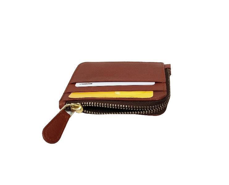 Leather Card Case (CH-778-Tan)