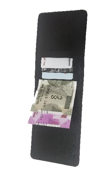 Leather Card Case (CH-781-Black)