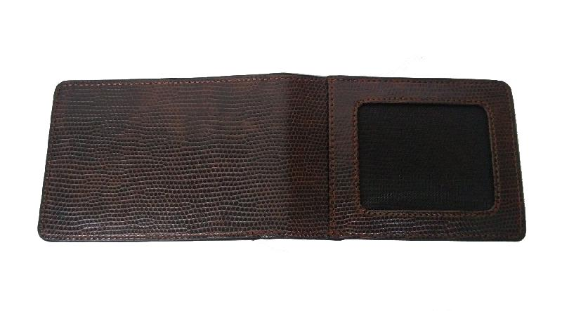 Leather Card Case (CH-781-Brown)