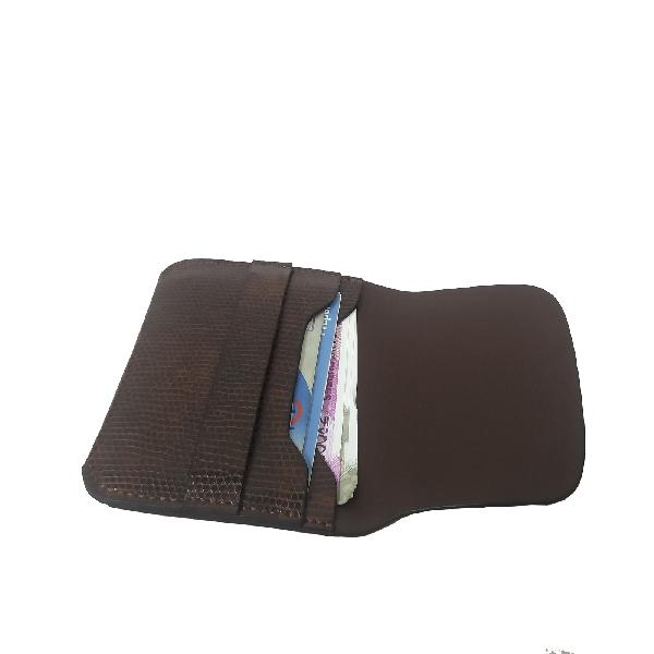 Leather Card Case (CH-782-Brown)