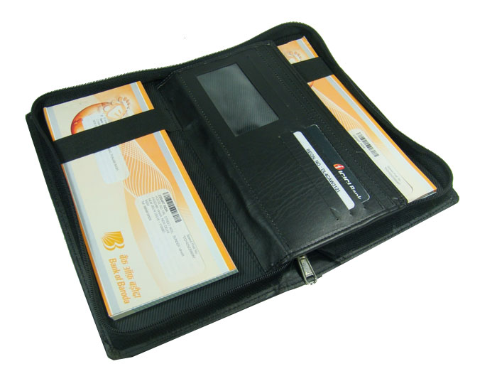 Cheque Book Cases (AA-2120-Black)