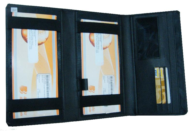 Cheque Book Cases (AA-219-Black)