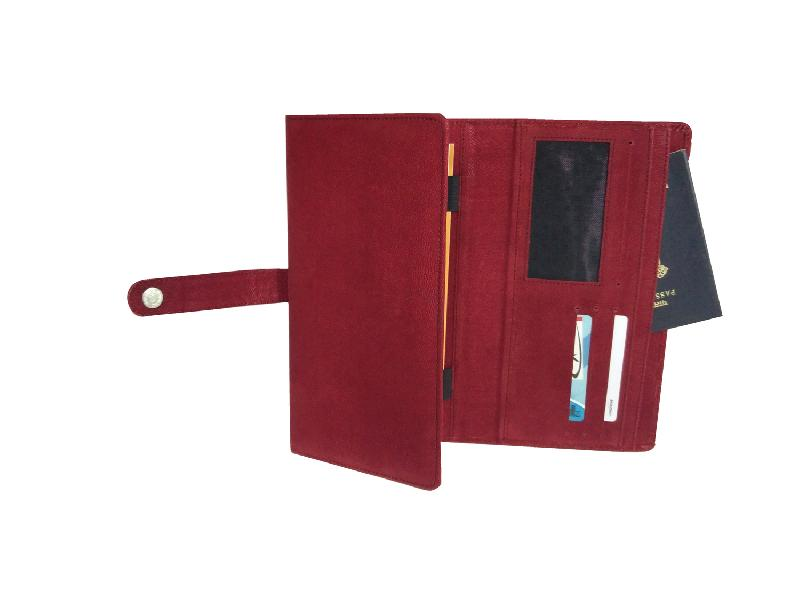 Cheque Book Cases (AA-219-Maroon)