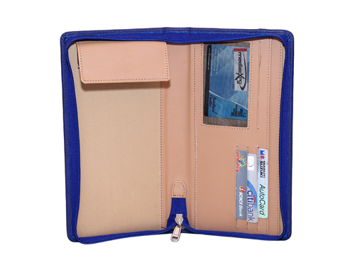 Cheque Book Cases (AA-223-Blue)