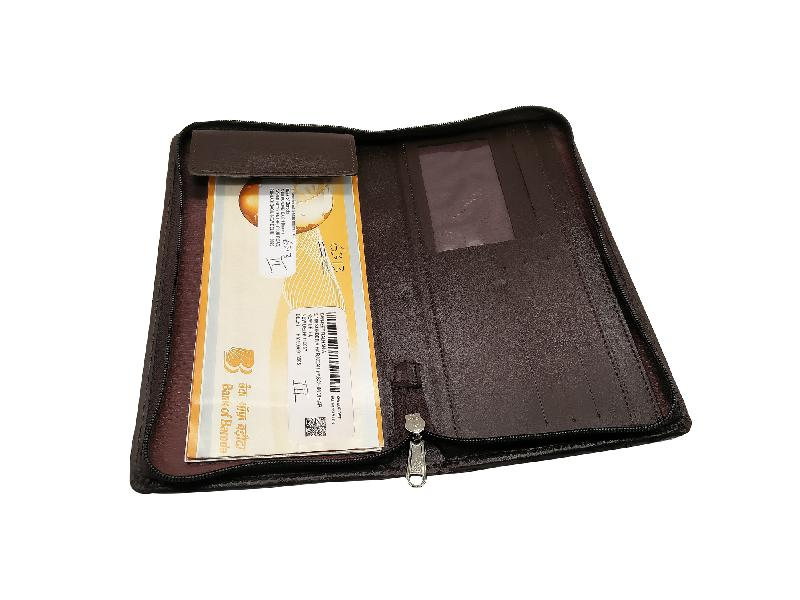 Cheque Book Cases (AA-223-Brown)