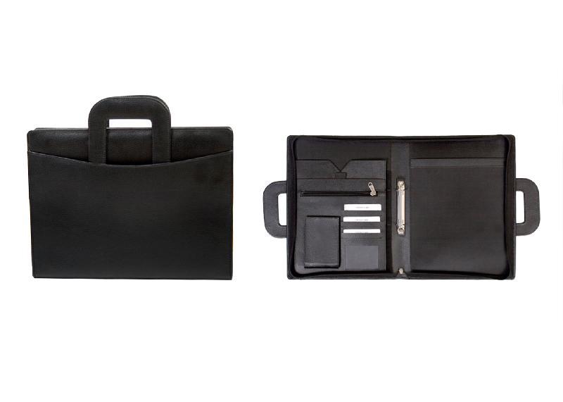 Conference Folder (FL-1004-Black)