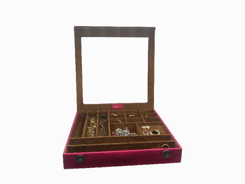 Jewellery Box (10081-Pink)