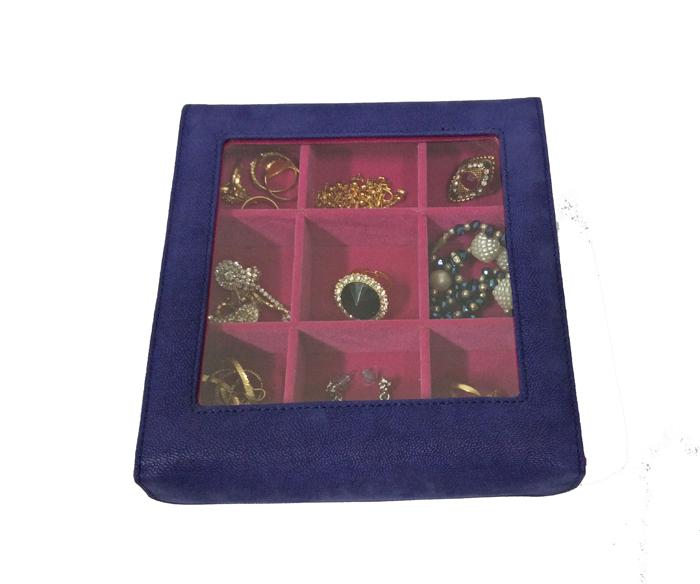 Jewellery Box (CF-77-Blue)