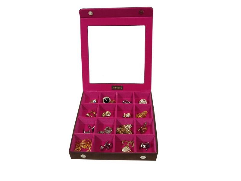 Jewellery Box (CF-80-Brown)