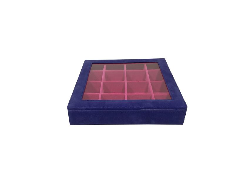 Jewellery Box (JW-10080-Blue)