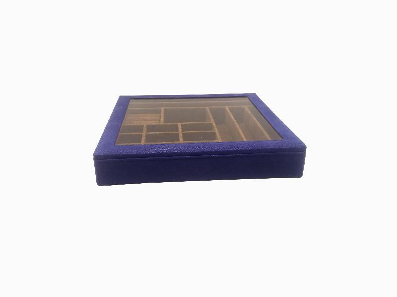 Jewellery Box (JW-10081-Blue)