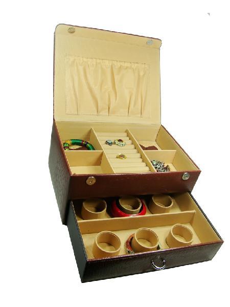 Jewellery Box (JW-11073-Tan)