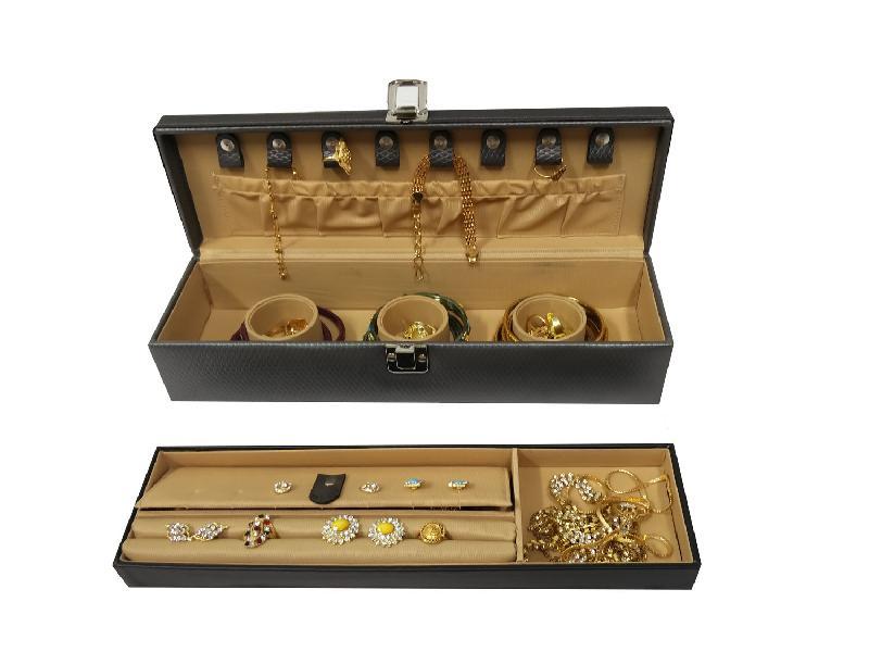 Jewellery Box (JW-11074-Grey)