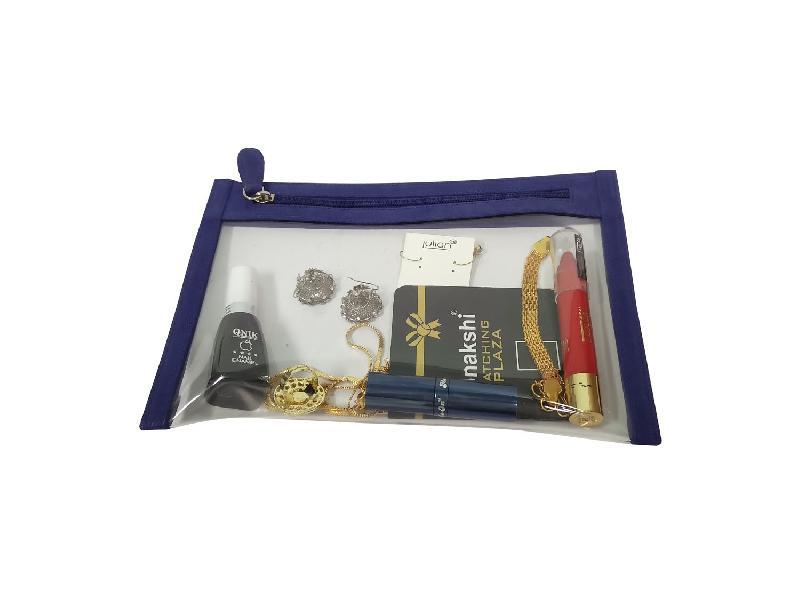 Jewellery Pouche (23-Blue)