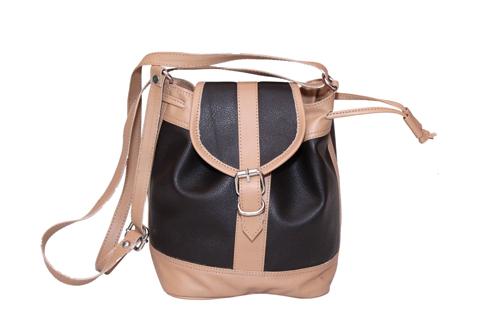 Ladies Hand Bag (71174-Brown)