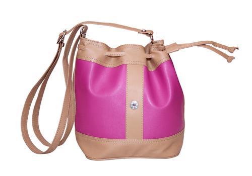 Ladies Hand Bag (71174-Pink)