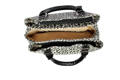 Ladies Hand Bag (71176-Black)