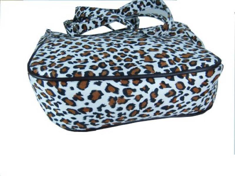 Ladies Hand Bag (71179-White)