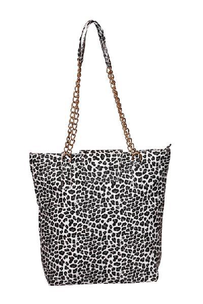 Ladies Hand Bag (71182-Black)