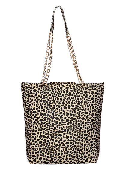Ladies Hand Bag (71182-Brown)