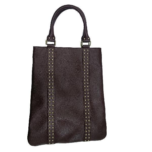 Ladies Hand Bag (71189-Brown-1)
