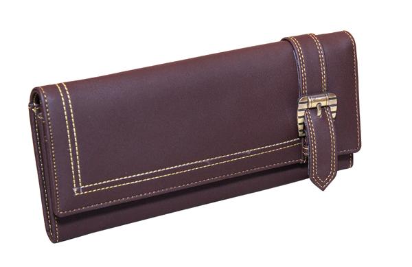 Ladies Wallet (LW-1839-Brown)