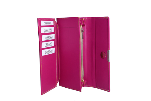 Ladies Wallet (LW-1840D)