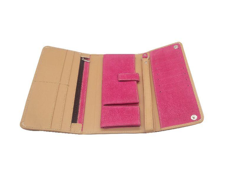 Ladies Wallet (LW-1845-Pink)