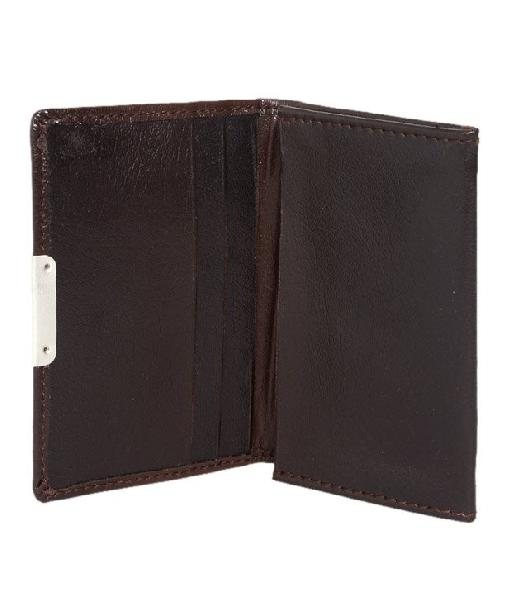 Leather Card Case (CH-749-Brown)