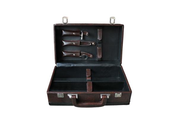 Travel Bar Case (1-Brown)
